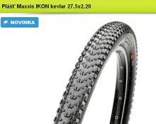 Zobrazit detail - Plášť Maxxis IKON kevlar 27,5x2.20