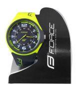 hodinky FORCE2 černo-fluo