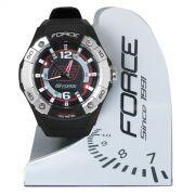 hodinky FORCE MAFIA, černo-červné