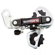 SHIMANO přehazovačka TOURNEY 6-kol. do 28z. přímá montáž bez háku