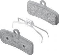 SHIMANO brzdové destičky kovové D02S, pár
