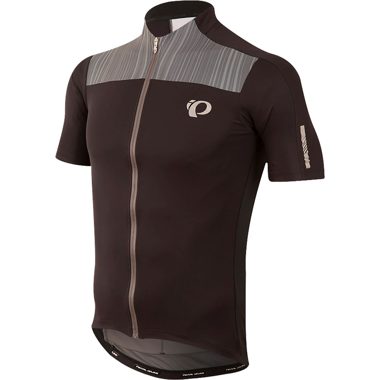 PEARL iZUMi ELITE PURSUIT dres, černá / SMOKED PEARL RUSH, XL