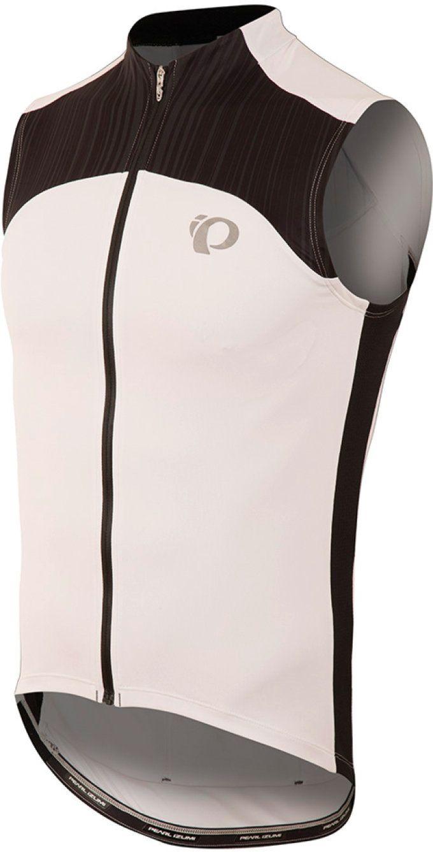 PEARL iZUMi ELITE PURSUIT SL dres, bílá/černá, XL