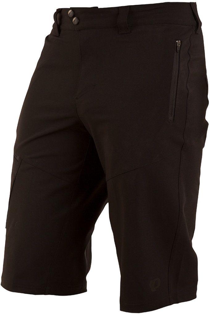 PEARL iZUMi LAUNCH kraťasy, černá/černá, XL