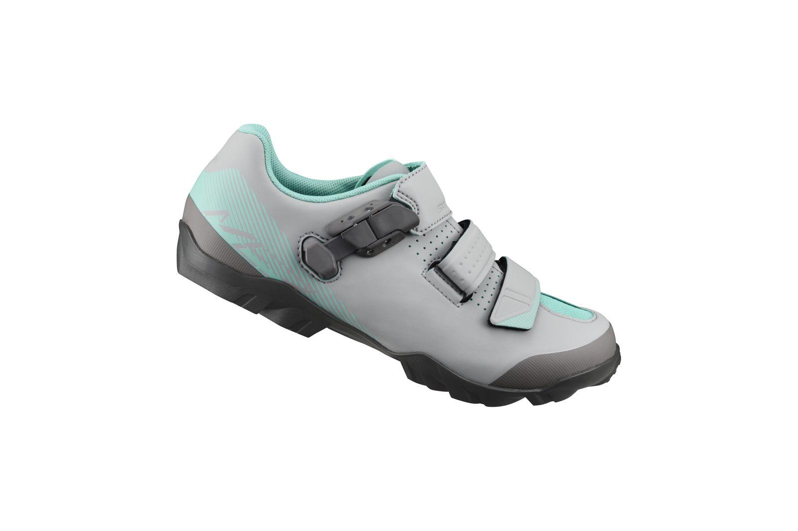 SHIMANO MTB obuv SH-ME300WG, šedá mátová, 37