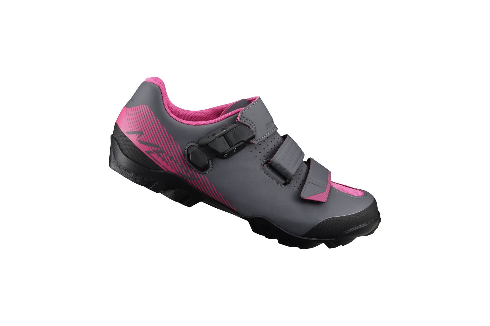 SHIMANO MTB obuv SH-ME300WL, černá, 36