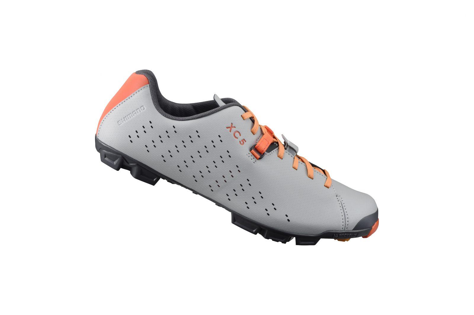 SHIMANO MTB obuv SH-XC500MG, šedá, 46