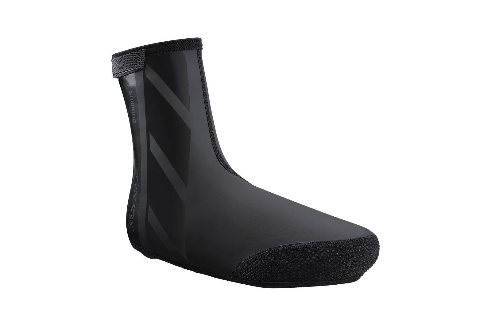 SHIMANO S1100X H2O návleky na obuv, černá, L