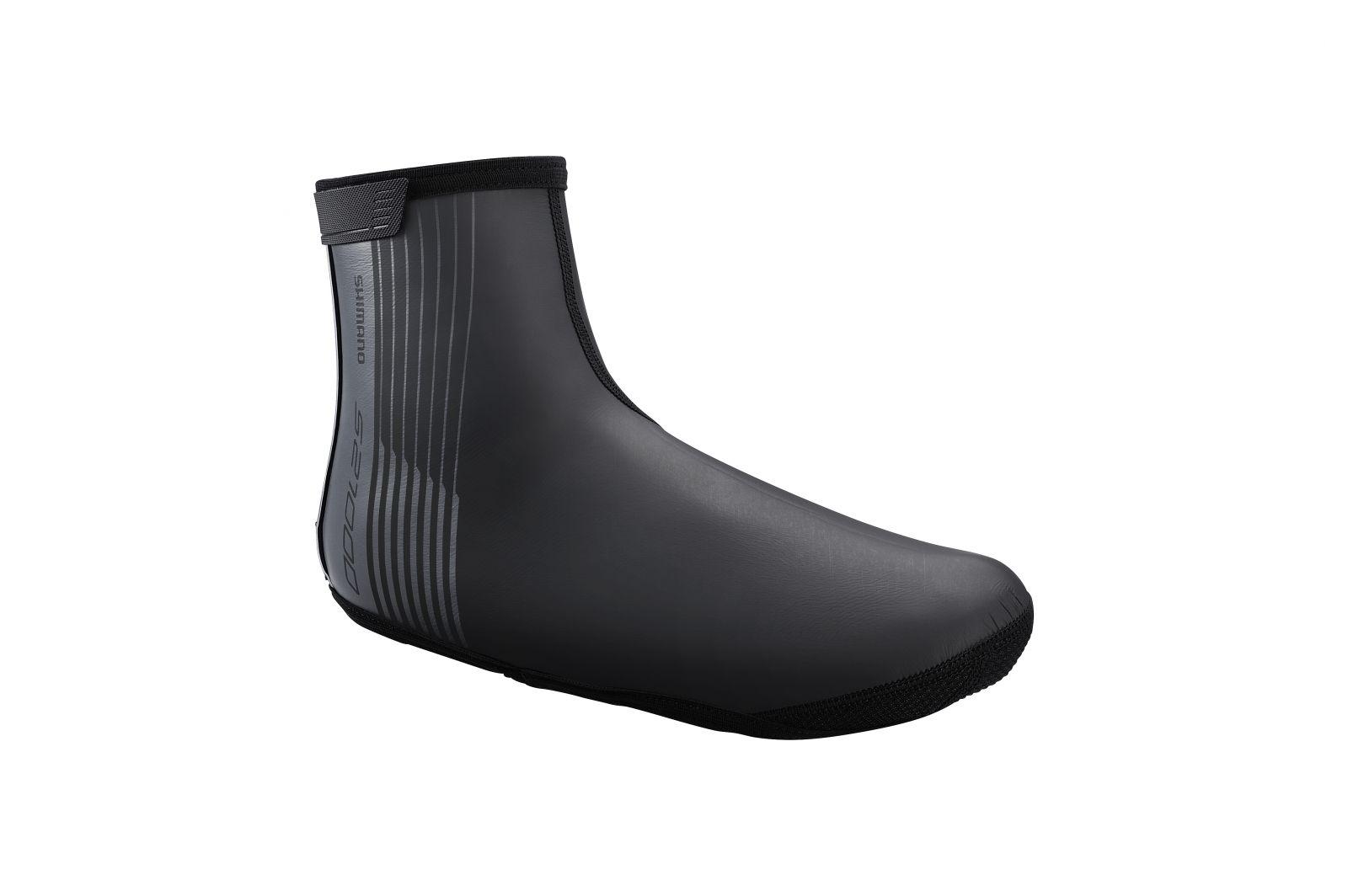 SHIMANO S2100D návleky na obuv, černá, M