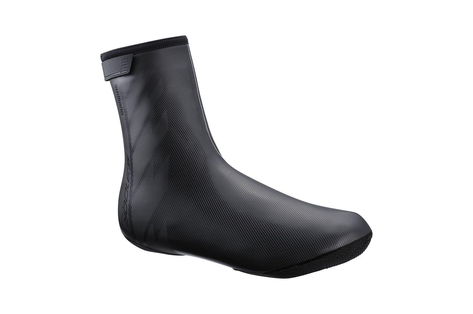 SHIMANO S3100R NPU+ návleky na obuv, černá, L
