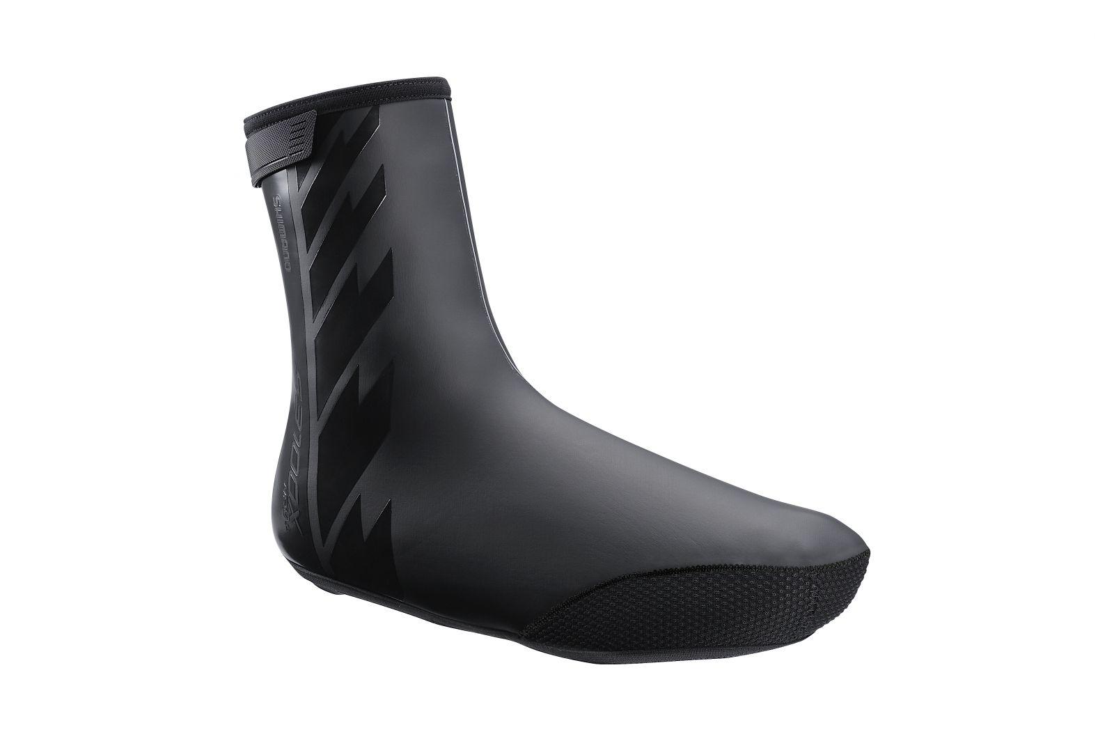 SHIMANO S3100X NPU+ návleky na obuv, černá, M