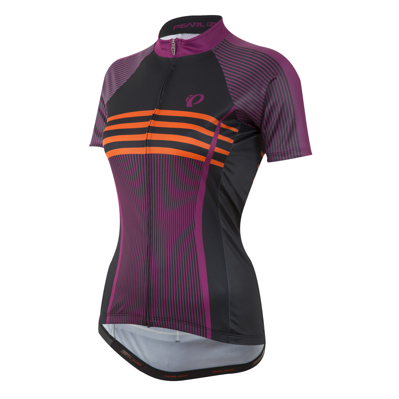 PEARL iZUMi W ELITE GRAPHIC dres, CLASSIC PURPLE WINE, M