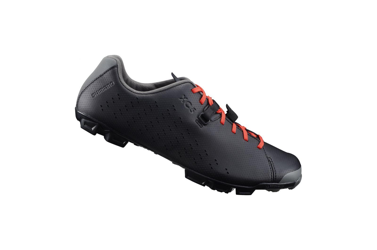 SHIMANO MTB obuv SH-XC500ML, černá, 43