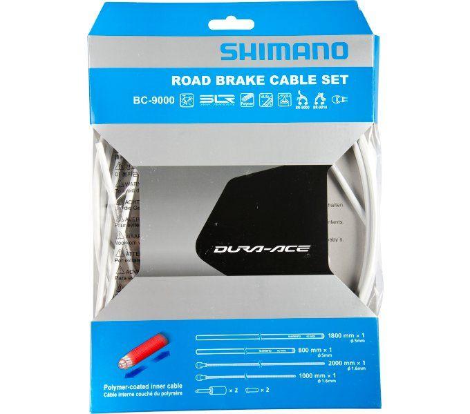 SHIMANO silniční brzdový set BC-9000, modrý