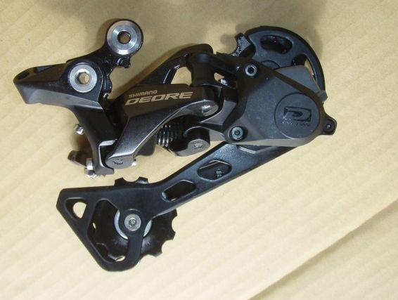 Přehazovačka Shimano Deore RD-M6000 GS, 10s