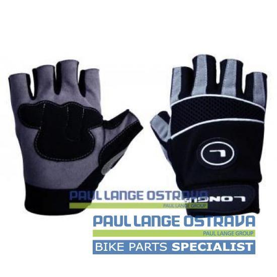 LONGUS rukavice BIKE 05, černé, S