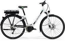 eSPRESSO CITY 300 EQ Silk Pearl White(Green) 56L MERIDA