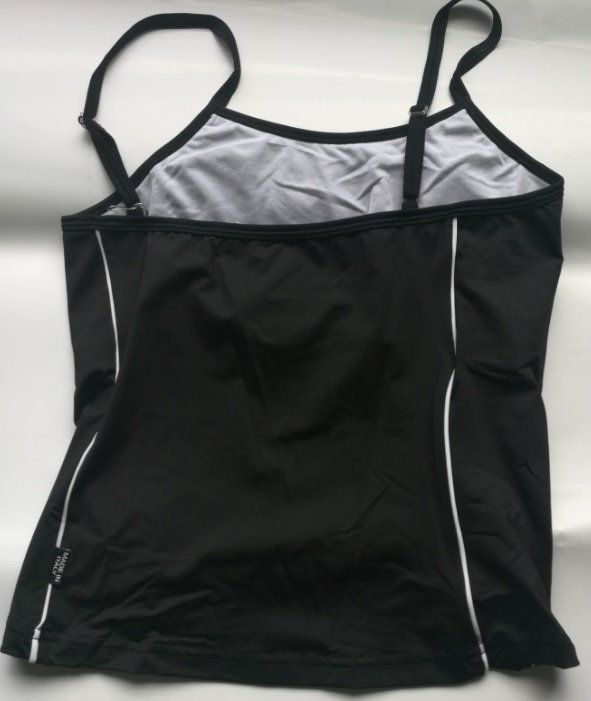 OUT - Biemme Tílko dámské GYM TOP A95 černé XL