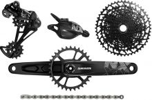Sada SRAM NX Eagle DUB BOOST ( 175mm kliky - 32z)