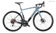 kolo CENTO1HY + ULTEGRA R8020 + MICHE blue black L