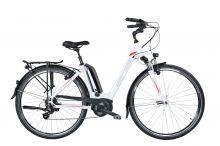 "kolo e-bikeREPTILA1000 28"" ALTUS 7S červ.-šed 46"