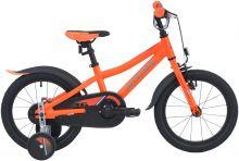 Maxbike 16  matně oranžová