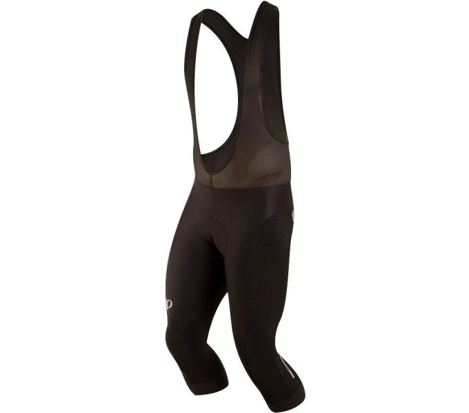 PEARL iZUMi ELITE ESCAPE 3/4 kalhoty, černá, M