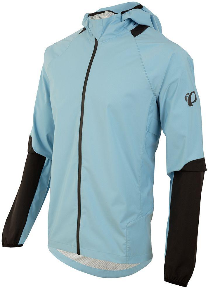 PEARL iZUMi MTB WRX bunda, modrá MIST / černá, M