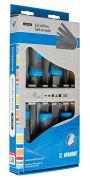 pilník střední sek UNIOR 5ks sada v krabici