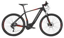 """kolo e-bike RUGA PRO 29"""" DEORE 10, črn-oranž. 17"""""""