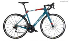 kolo CENTO1NDR Disc+105 Disc+RS170  blue-red   XL