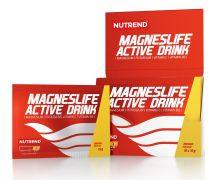 MAGNESLIFE ACTIVE DRINK, 10x 15 g, citron