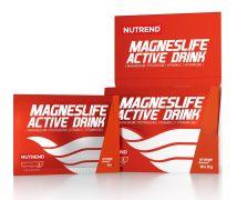 MAGNESLIFE ACTIVE DRINK, 10x 15 g, pomeranč
