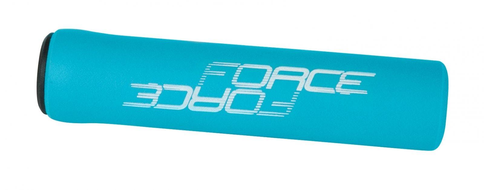 madla FORCE LOX silikonová, modrá, balená