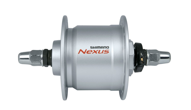 náboj SH DH-C3000 přední DYNAMEM 6V/3W 36 děr