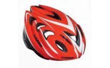 Přilba LAZER  2X3M RD Sport  white/red  XXS-M