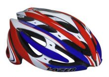 Přilba LAZER  GENESIS RD Race white/red/blue  L-XL