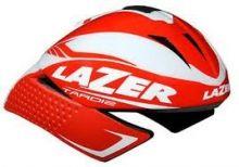 Přilba LAZER  TARDIZ  red/white  XXS-M