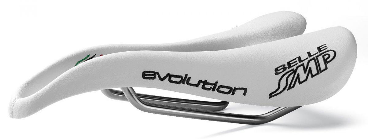 Sedlo SMP EVOLUTION white