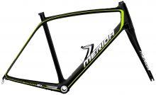 Rám SCULTURA SL TEAM ud carbon (team green)  L(56cm)