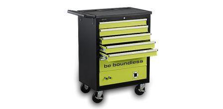 Birzman - Box mobilní na nářadfí se šuplíky BM08-MC-5D