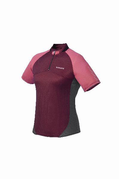 SHIMANO dámský dres krátký rukáv, růžová, XL