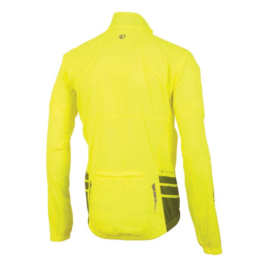 PEARL iZUMi ELITE BARRIER bunda, reflexní žlutá, M