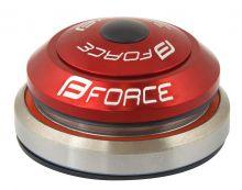 """řízení FORCE TAPER integrované 1 1/8""""-1 1/2"""" červ."""