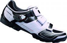 SHIMANO MTB obuv SH-M089W, bílé, vel. 40