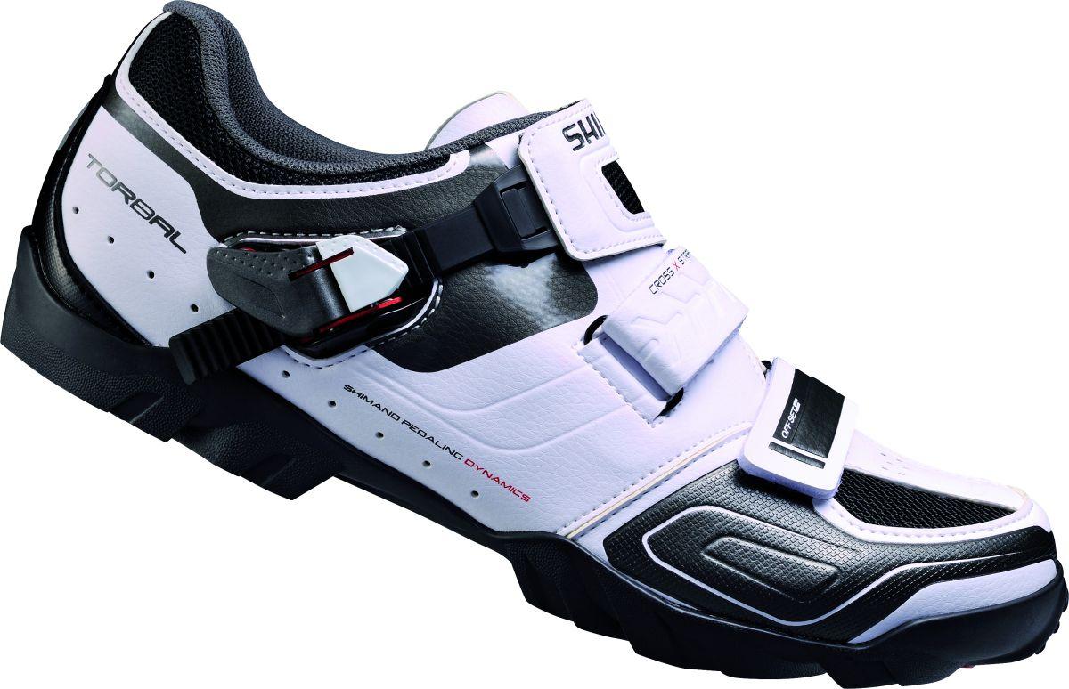 SHIMANO MTB obuv SH-M089W, bílé, vel. 45