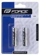 baterie FORCE mikrotužkové AAA / 1,5V 1 x 2 ks