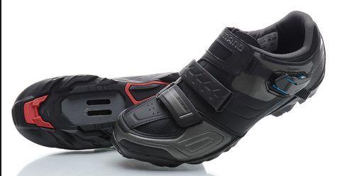SHIMANO MTB obuv SH-M089L, černé, vel. 46