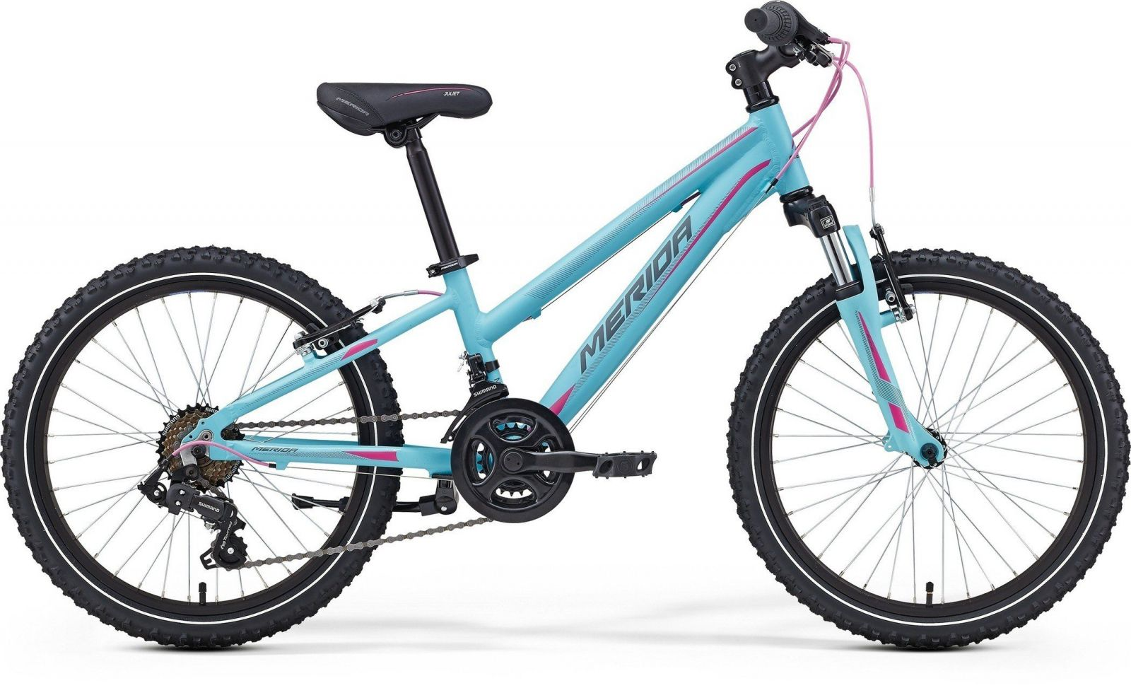 "MATTS J20 Matt Barbie Blue(Pink/Grey) 10"" MERIDA"