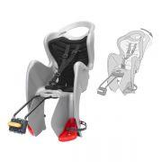 sedačka  MR FOX RELAX zadní stříbrná/černý